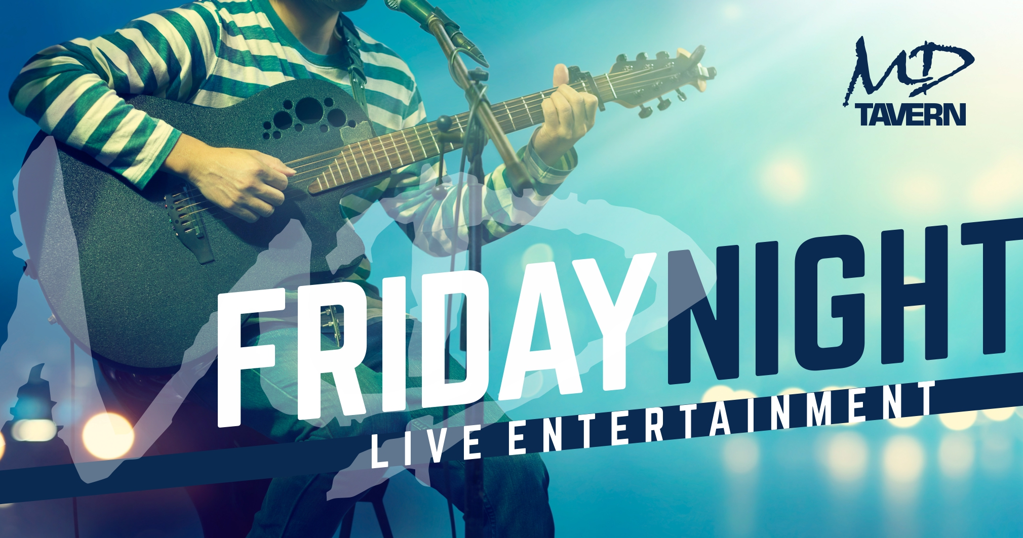 Friday Live Entertainment MD Tavern